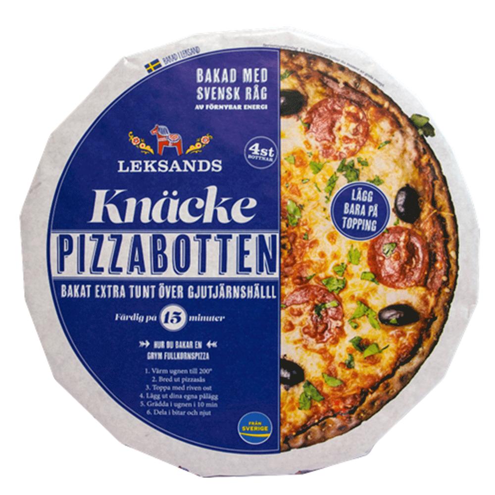 Leksands Knäckepizzabotten